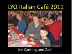 lyo italian caf 20118