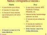 nadius i immigrants a l escola 9