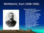 w ernicke karl 1848 1905