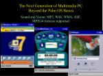 the next generation of multimedia pc beyond the palm os basics2