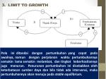 3 limit to growth