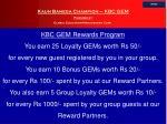 kaun banega champion kbc gem powered by global education management corp5