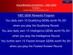 kaun banega champion kbc gem powered by global education management corp7