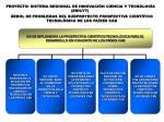 rbol de problemas del subproyecto prospectiva cient fico tecnol gica de los pa ses cab