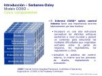 introducci n sarbanes oxley modelo coso c inco componentes