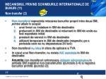 mecanismul privind schimburile internationale de bunuri 11 non transfer 2