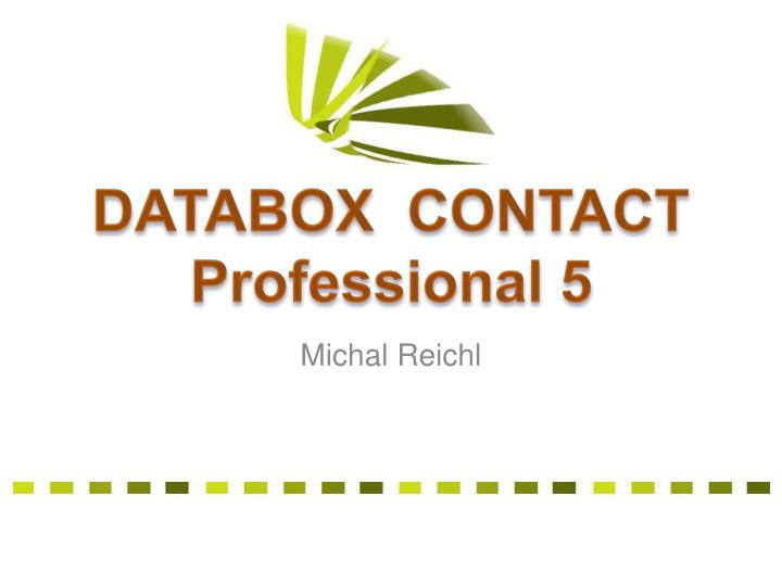 databox contact professional 5 n.