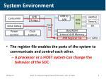 system environment1