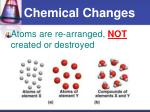 chemical changes2