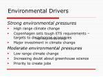 environmental drivers