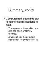 summary contd1