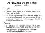 all new zealanders in their communities