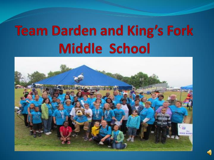 team darden and king s fork middle school n.
