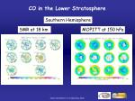 co in the lower stratosphere2