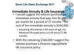 immediate annuity life insurance