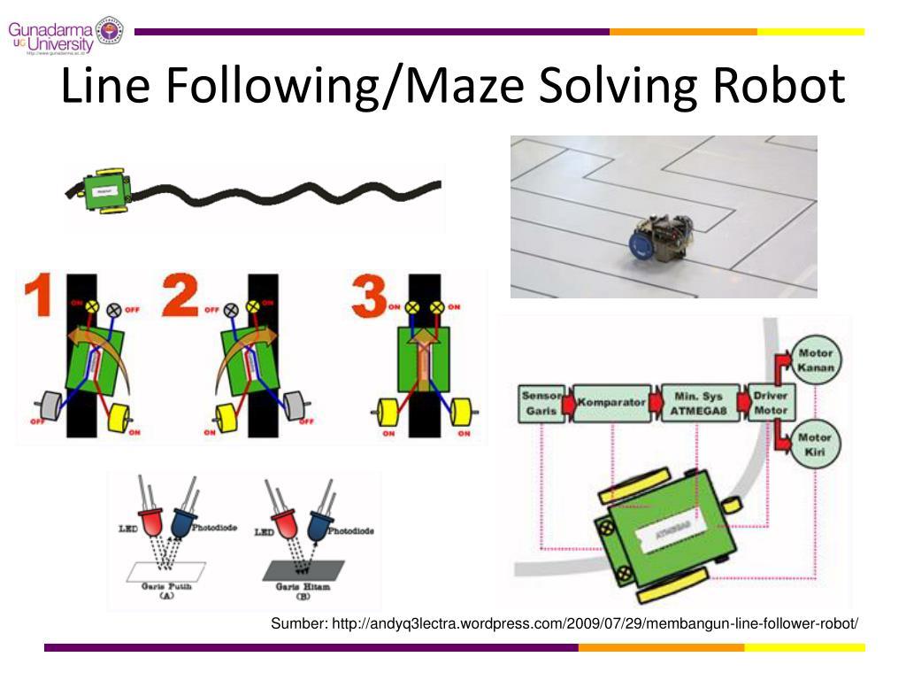PPT - PENGANTAR ROBOTIKA AK-012213 PowerPoint Presentation