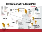 overview of federal pki1