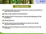 impact benefits