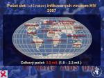po et det 15 rokov infikovan ch v rusom hiv 2007