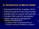 a introduction to marine safety9