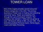 tower loan2