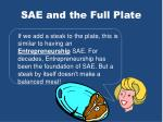 sae and the full plate1