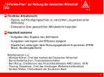 10 punkte plan zur rettung der deutschen wirtschaft 2 2