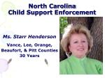 north carolina child support enforcement1