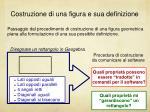 costruzione di una figura e sua definizione5