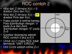 roc contoh 2
