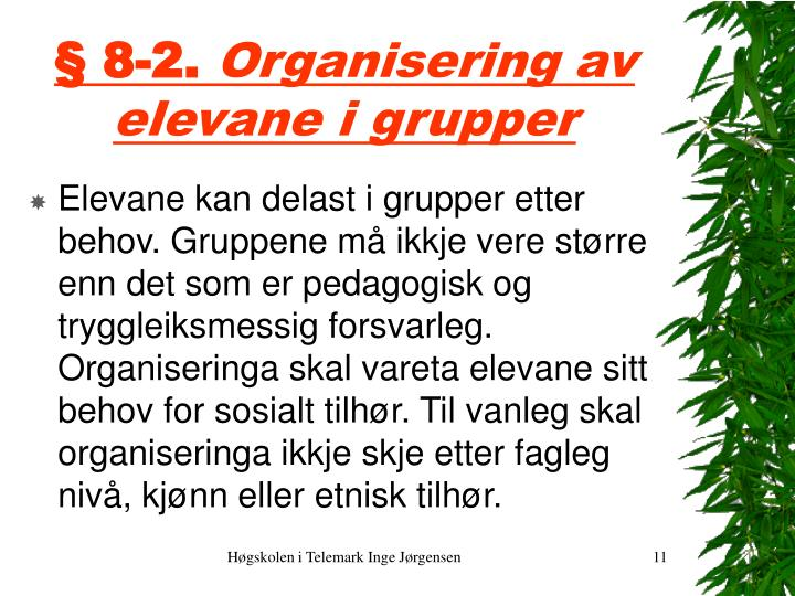 § 8-2.