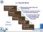 3 2 waterfall model