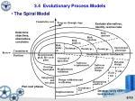 3 4 evolutionary process models1