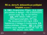 rs vs obrna n abducentis po po t p n hmyzem kasuistika 1