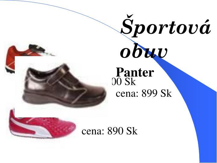 Športová