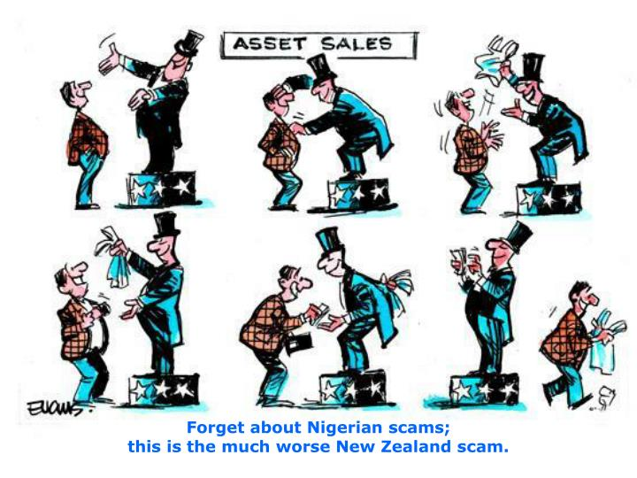 Forget about Nigerian scams;