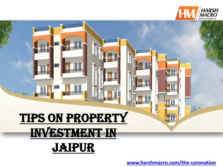tips on property investment in jaipur n.
