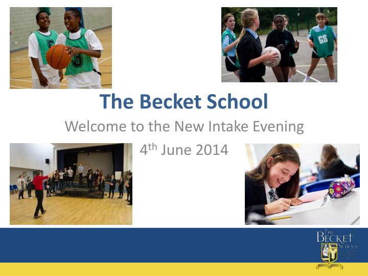 the becket school n.