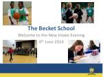 the becket school