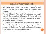 star campaigners