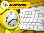 mr alarm clock