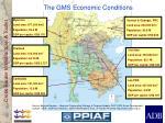 the gms economic conditions