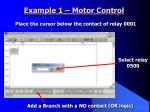 example 1 motor control8