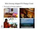 how jetwing adopted to change contd