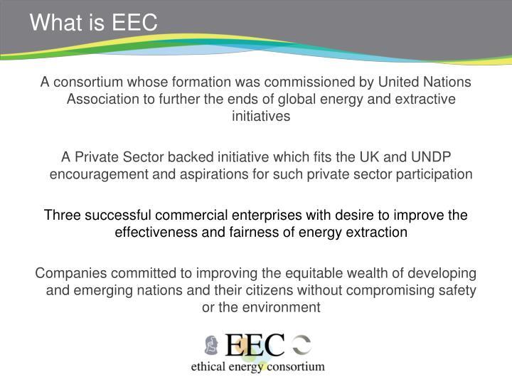What is EEC