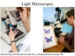 light microscopes1