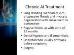 chronic ai treatment