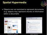 spatial hypermedia1
