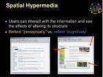 spatial hypermedia4