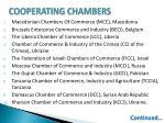 cooperating chambers